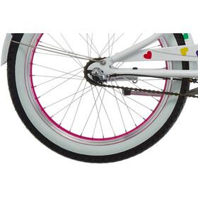 Electra Heartchya 3i - Vélo enfant - blanc